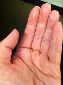 Reiki hands
