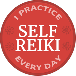 I Practice Self-Reiki Every Day